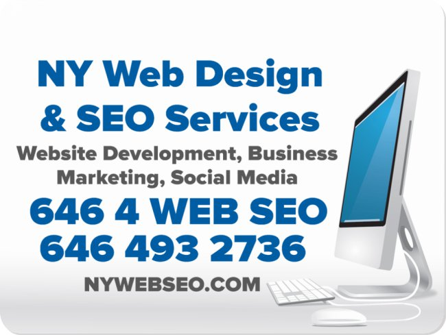 NY Web Design & SEO Services